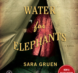 May 2015: Water for Elephants