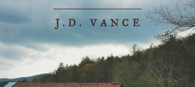 March 2017: Hillbilly Elegy