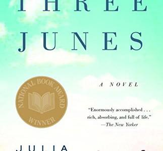 April 2016: Three Junes