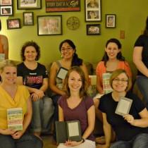 May 2012: Book Club Photo