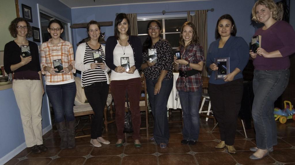 Bookclub October 2012 (1 of 1)